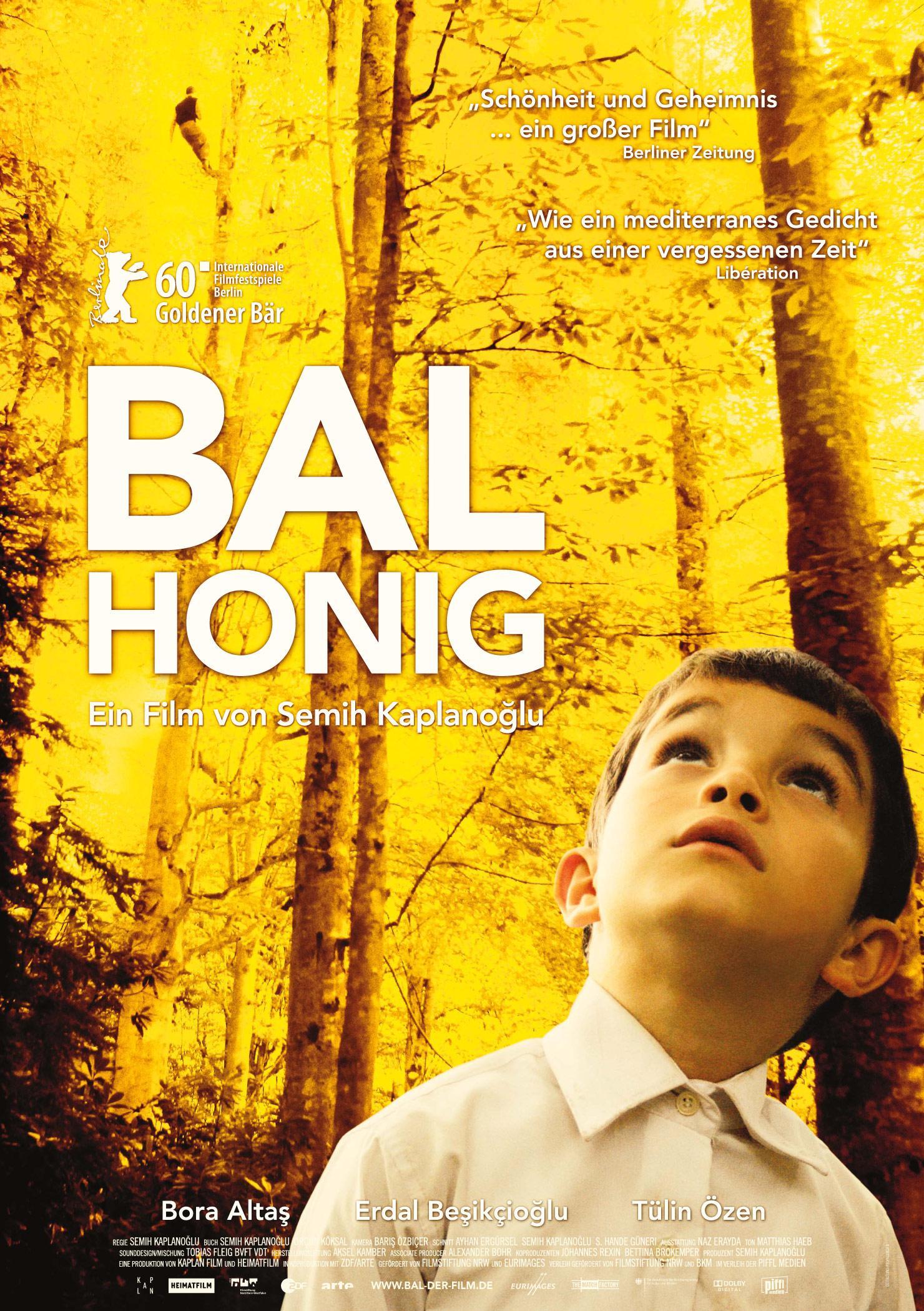 Bal - Honig (Poster)