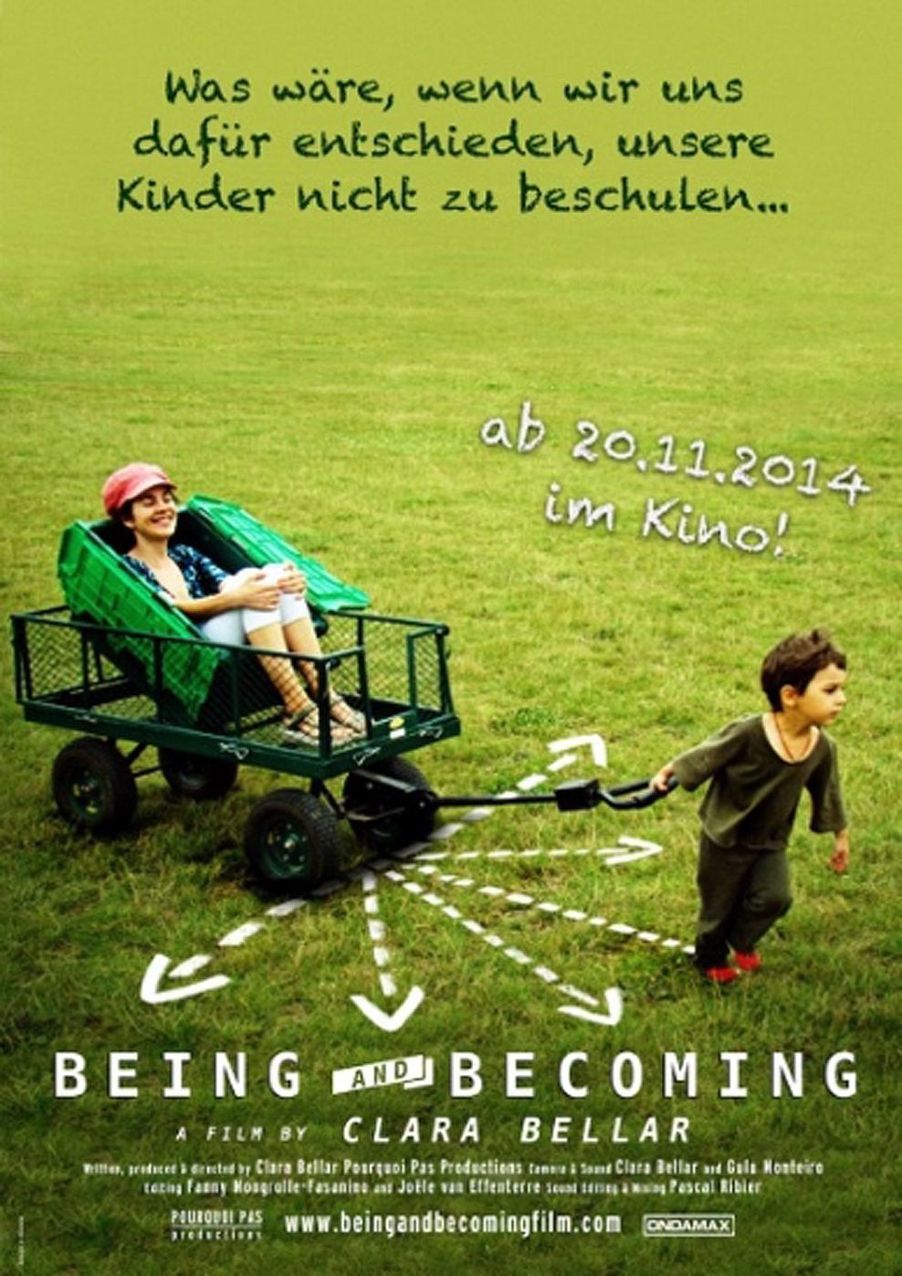 Being and Becoming (Poster)