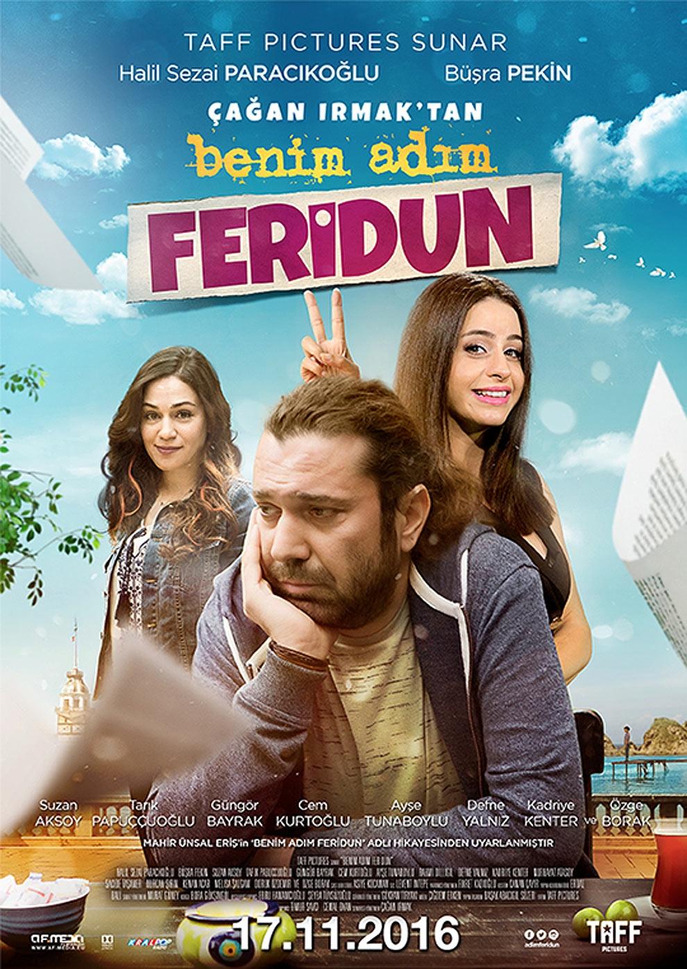 Benim Adim Feridun - Mein Name ist Feridun (Poster)