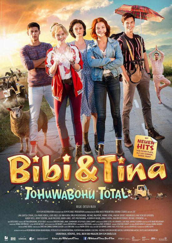 Bibi & Tina 4 - Tohuwabohu Total (Poster)
