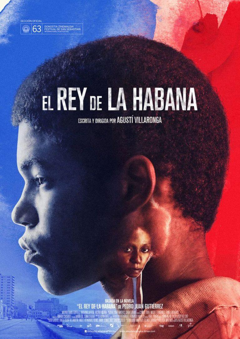 Der König von Havanna (Poster)