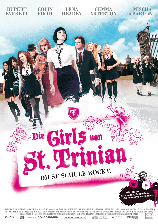 Die Girls von St. Trinian (Poster)