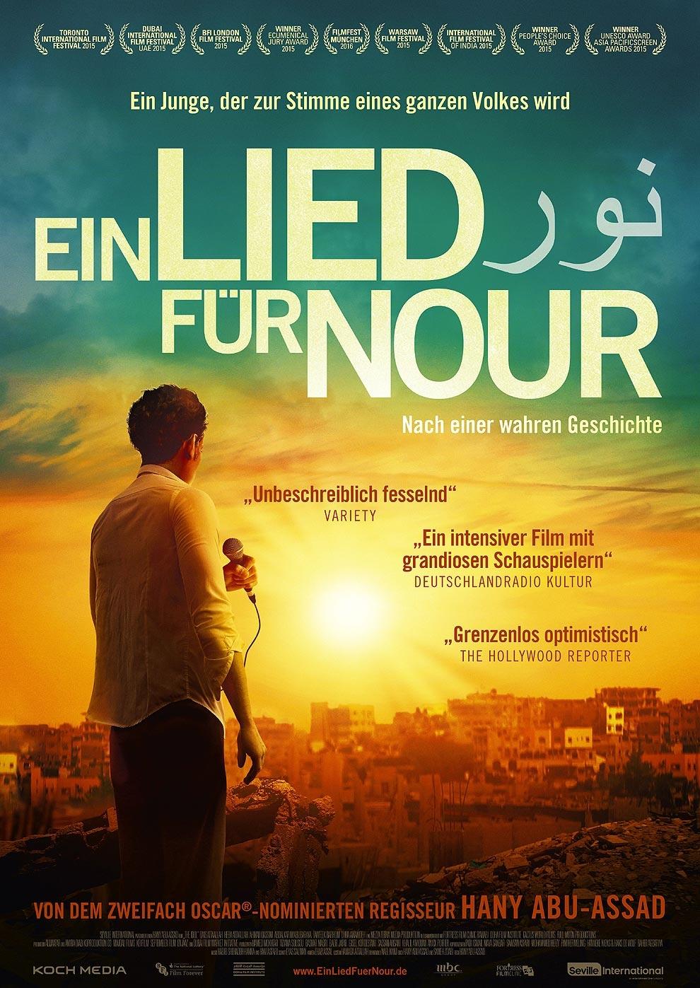 Ein Lied für Nour (Poster)