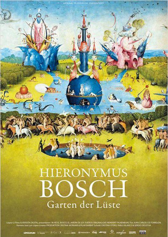 Hieronymus Bosch - Garten der Lüste (Poster)