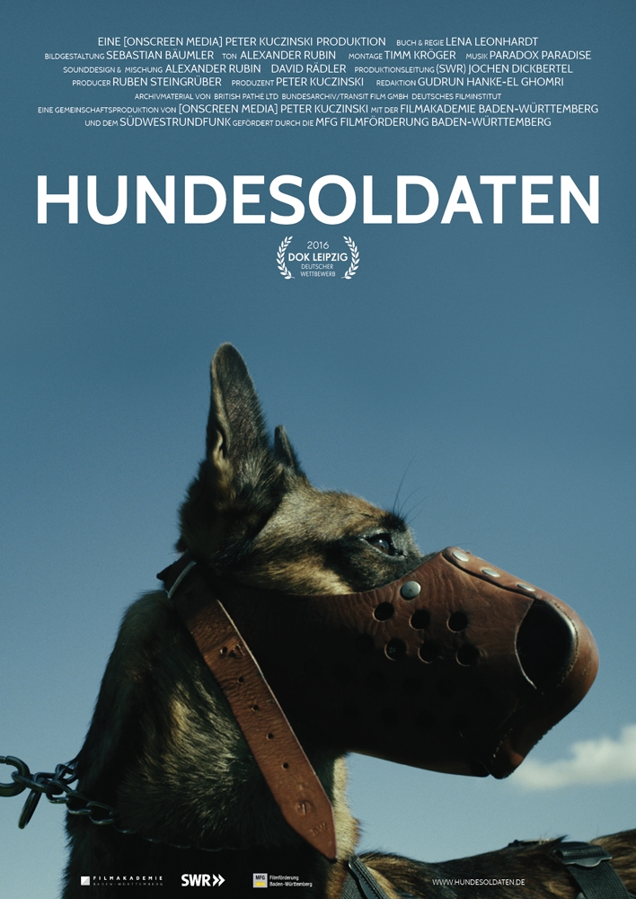 Hundesoldaten (Poster)