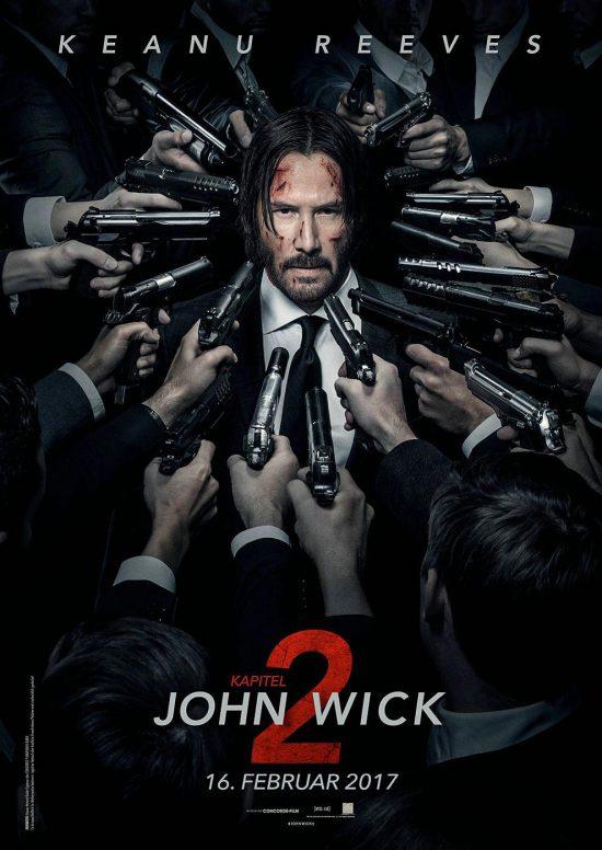 John Wick: Kapitel 2 (Poster)