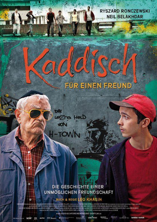 Kaddisch für einen Freund (Poster)