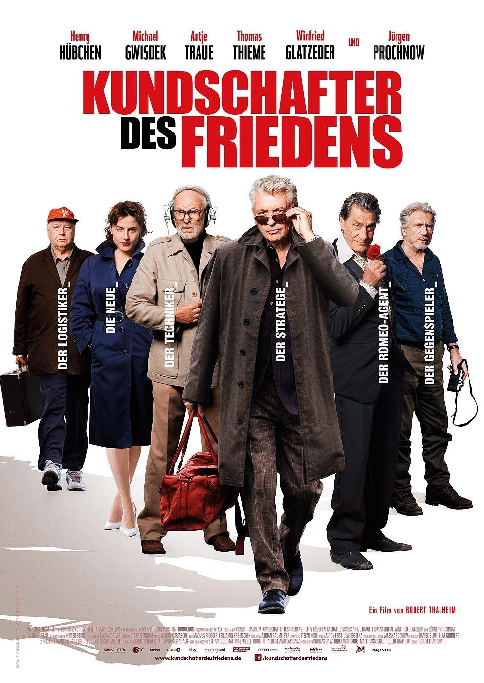 Kundschafter des Friedens (Poster)
