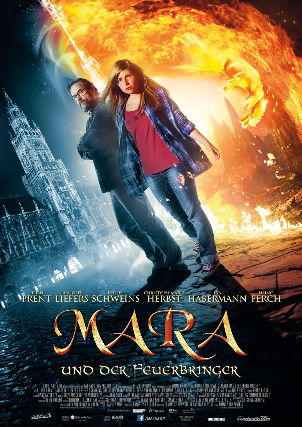 Mara und der Feuerbringer (Poster)