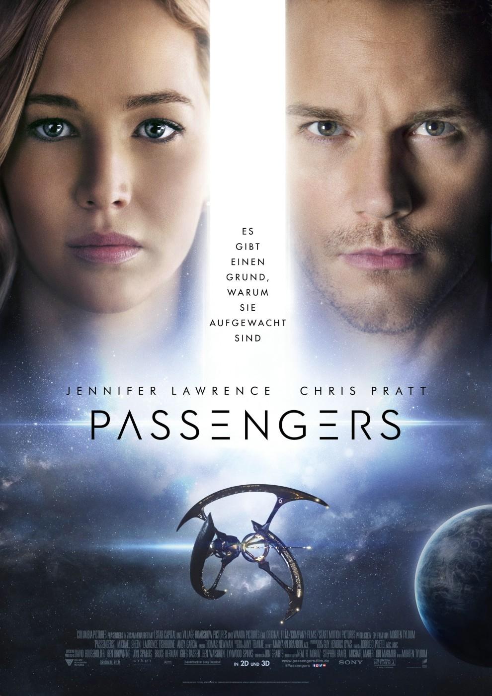 Passengers (Poster)