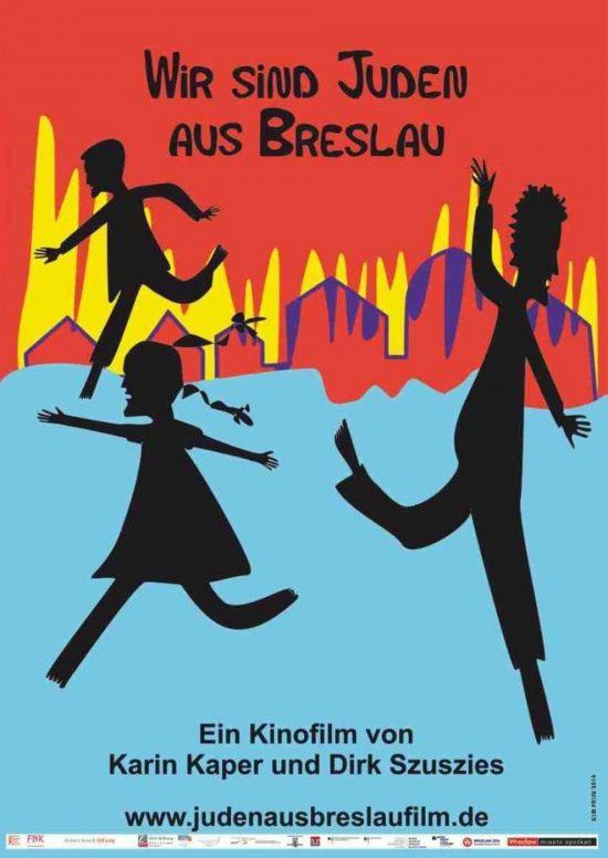 Wir sind Juden aus Breslau (Poster)