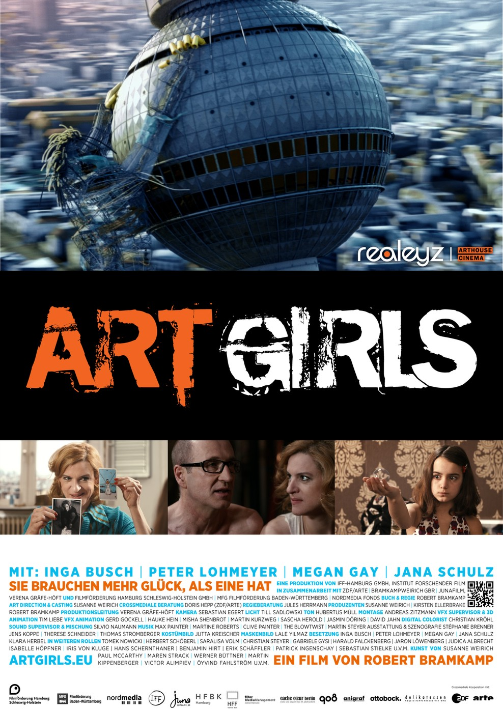 Art Girls (Poster)