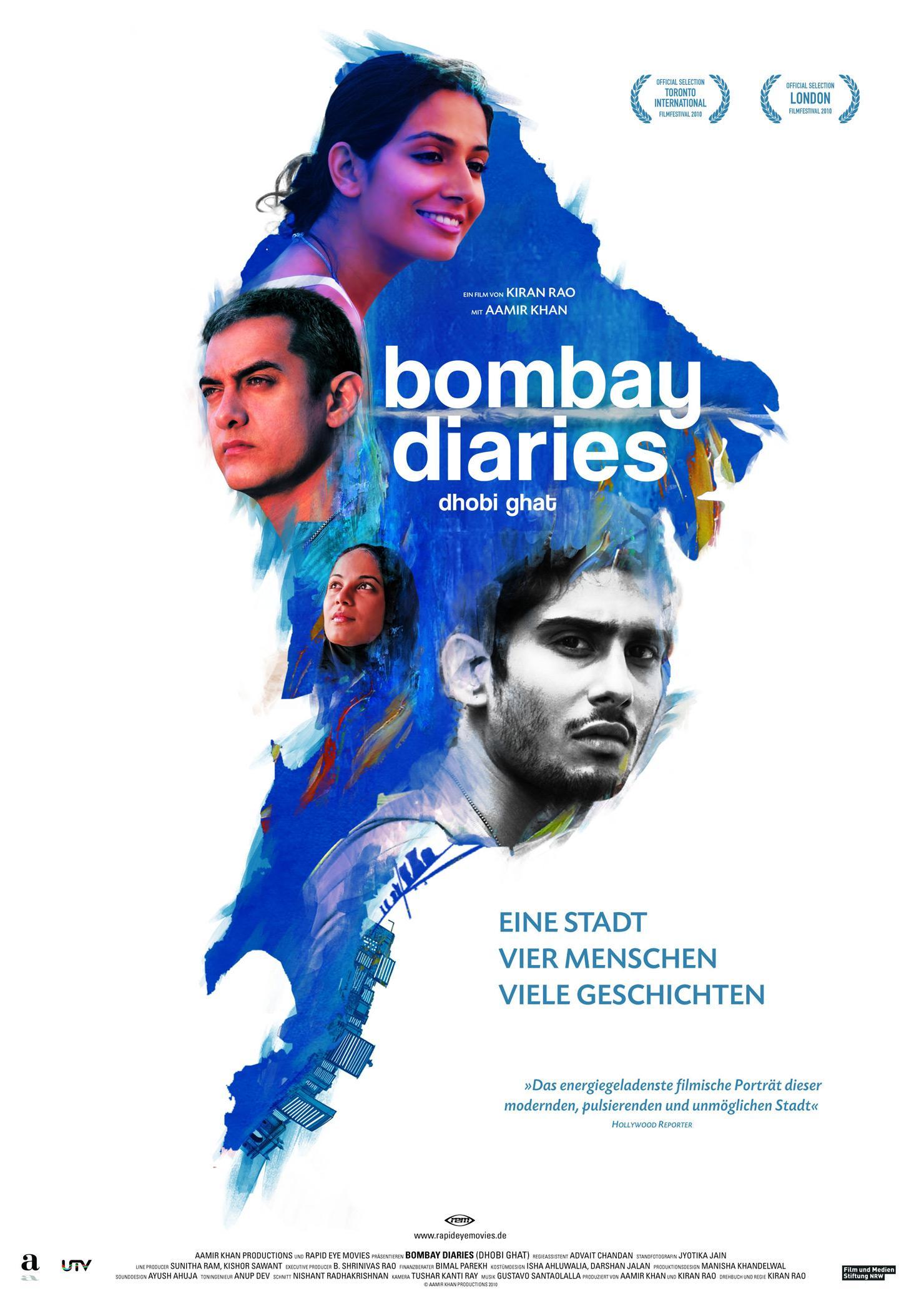 Bombay Diaries (Poster)