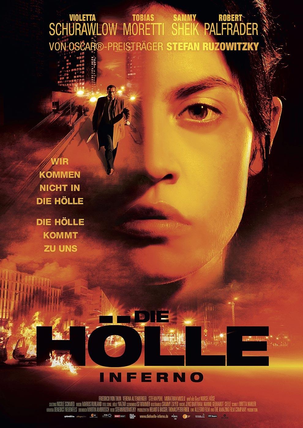 Die Hölle - Inferno (Poster)