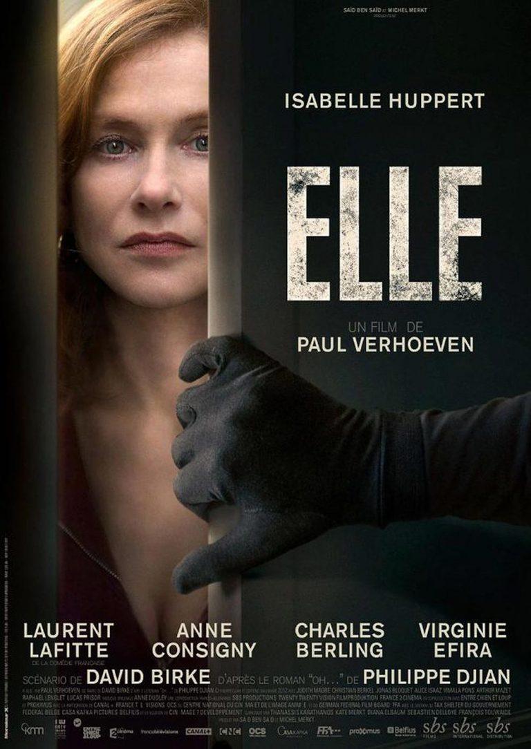 Elle (Poster)