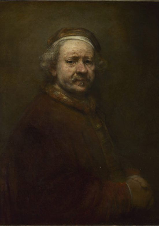 Exhibition on Screen: Rembrandt (Poster)