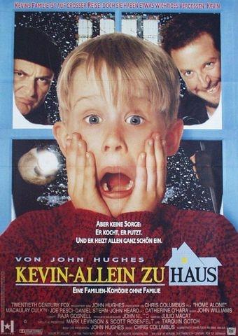Kevin - Allein zu Haus (Poster)