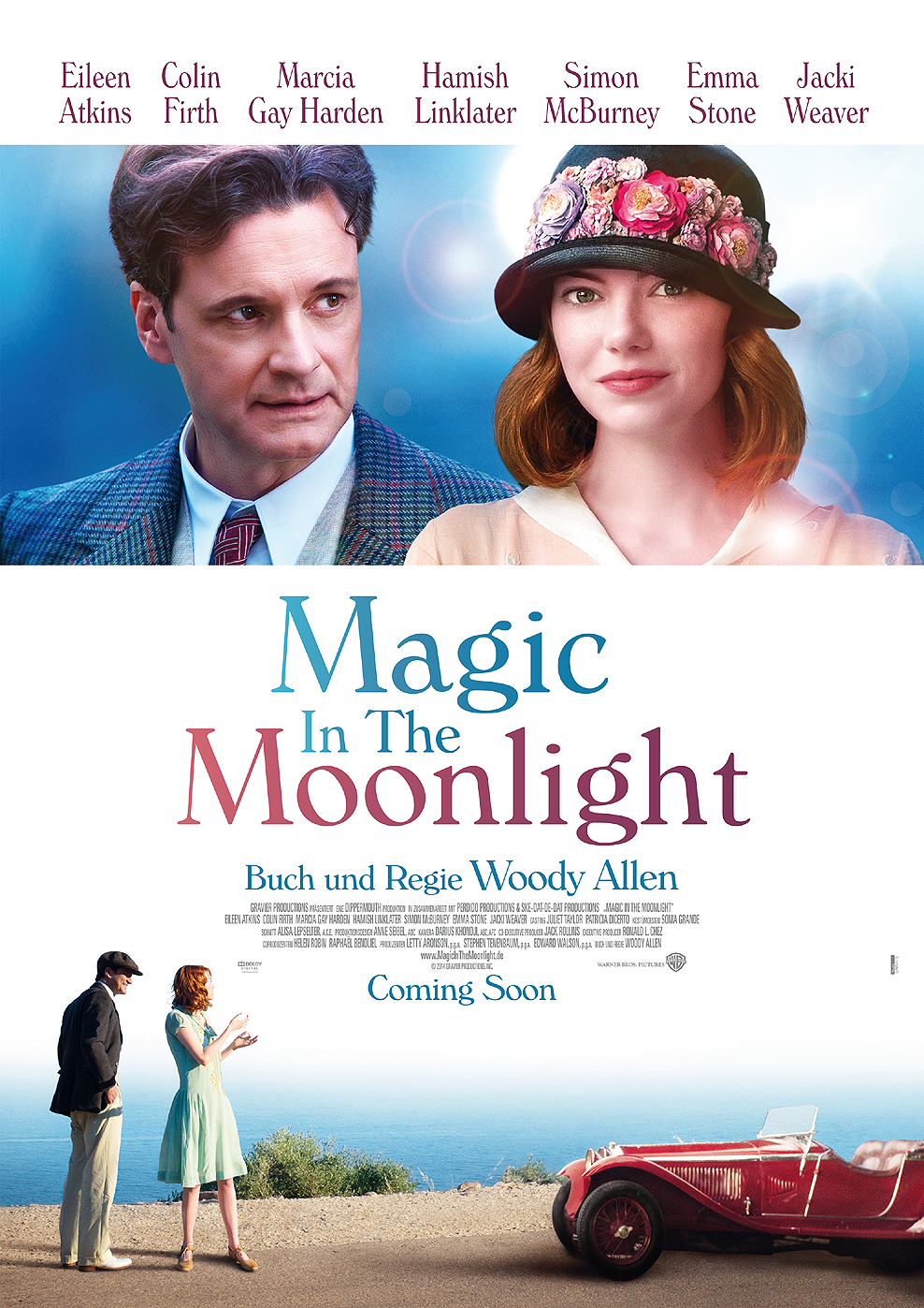 Magic in the Moonlight (Poster)