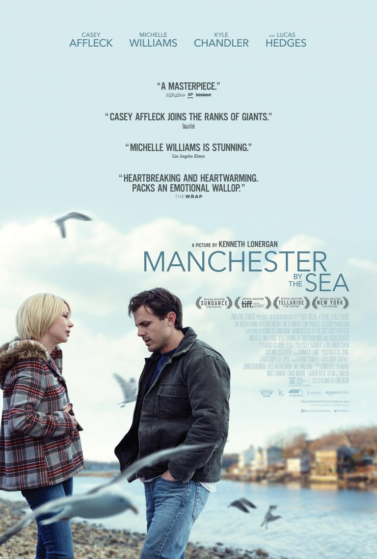Manchester By The Sea (Poster)