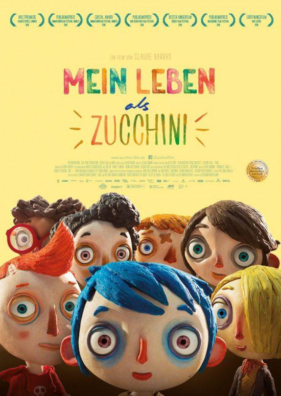 Mein Leben als Zucchini (Poster)