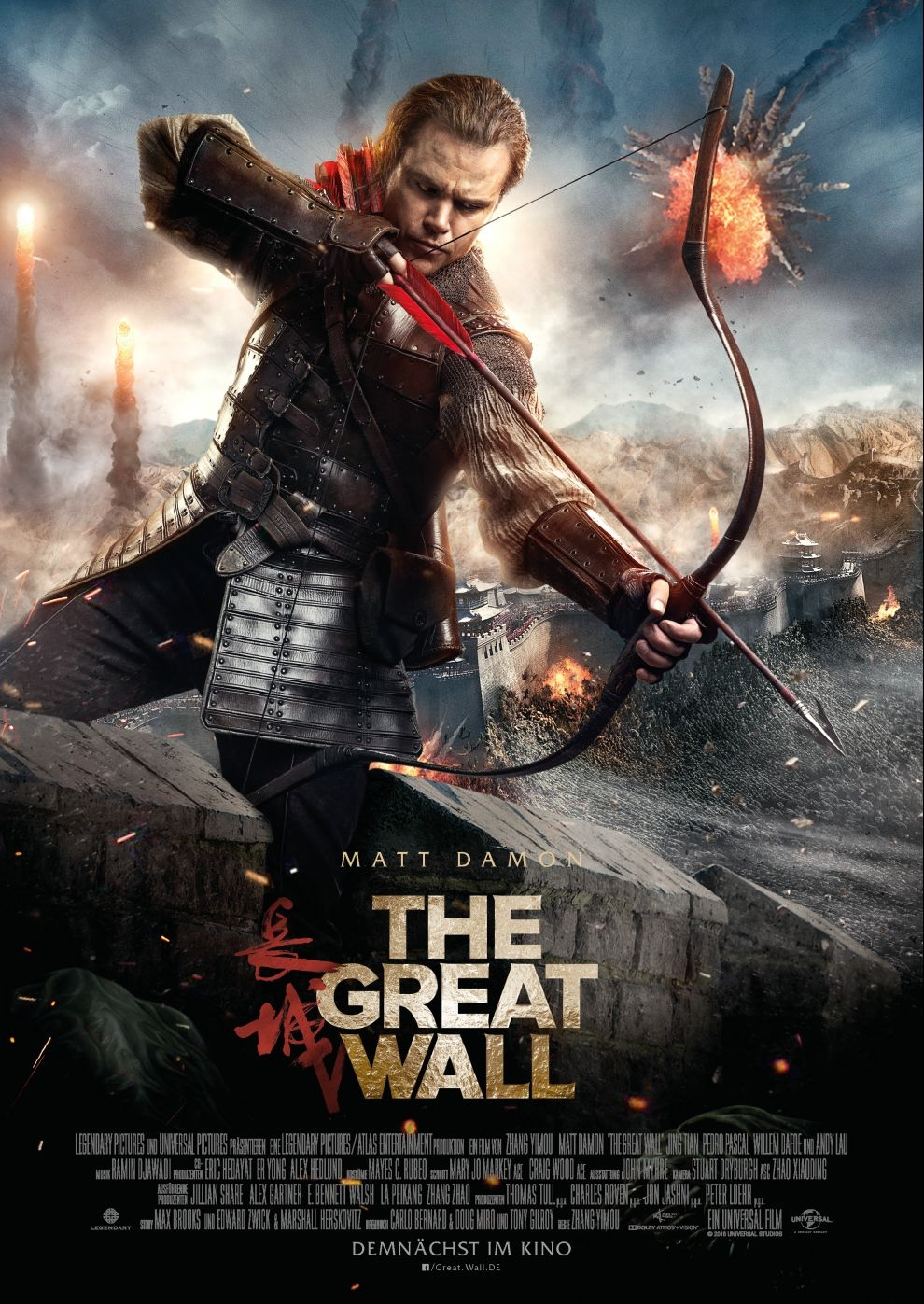 The Great Wall (Poster)