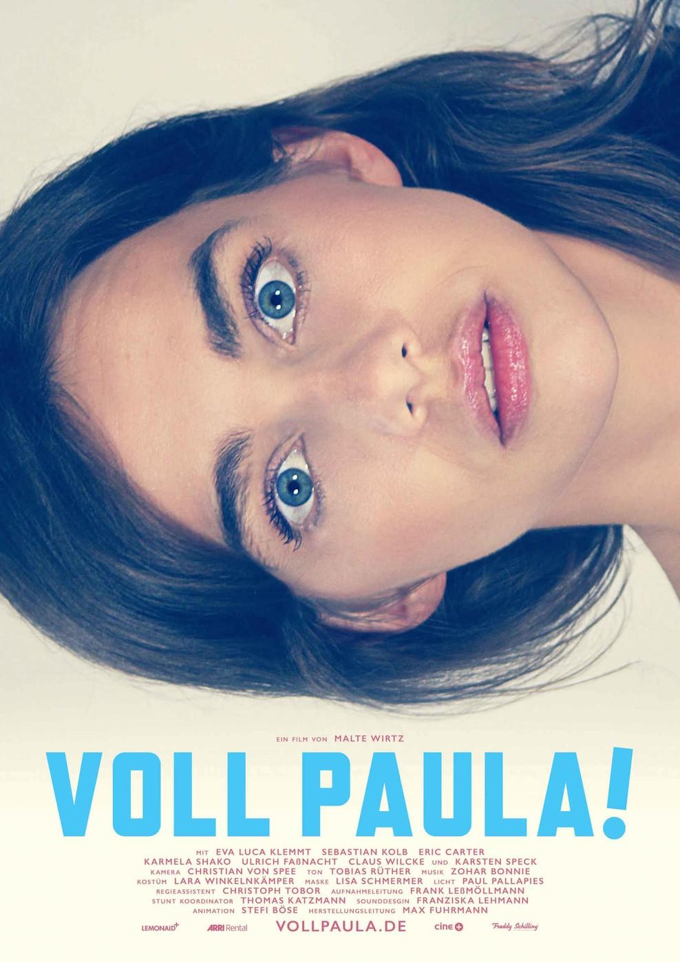 Voll Paula! (Poster)