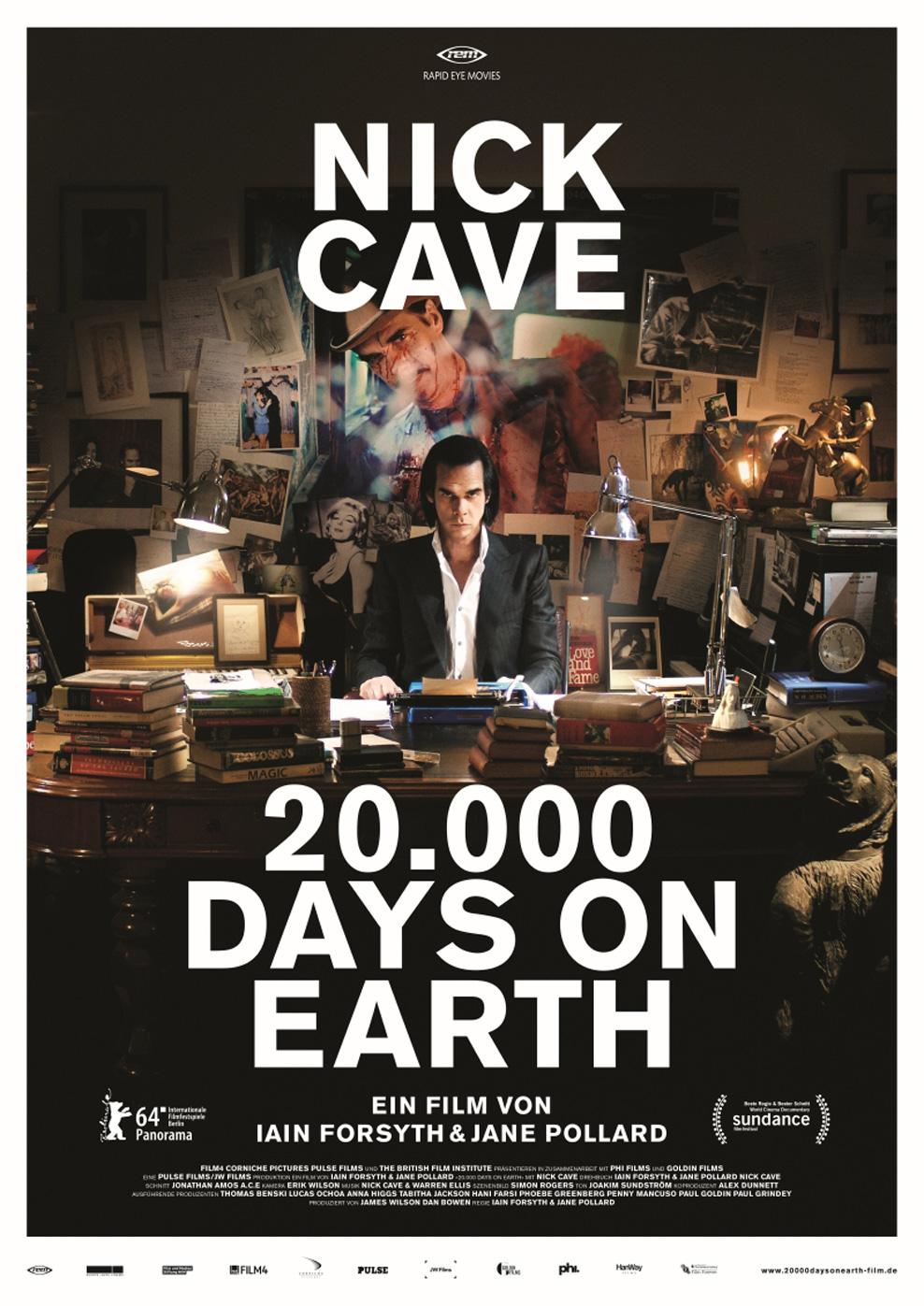 20.000 Days on Earth (Poster)