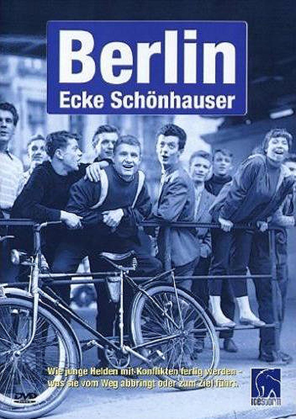 Berlin - Ecke Schönhauser (Poster)