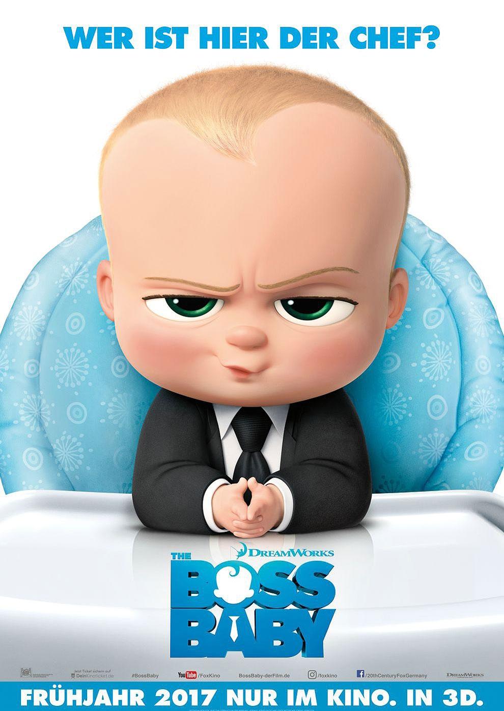 Boss Baby (Poster)