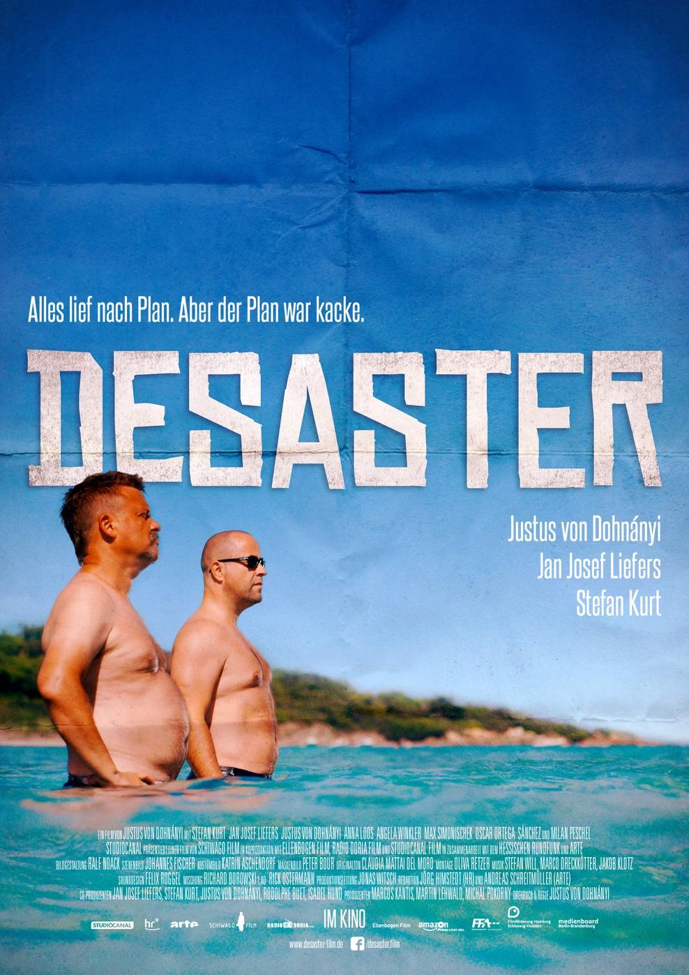 Desaster (Poster)