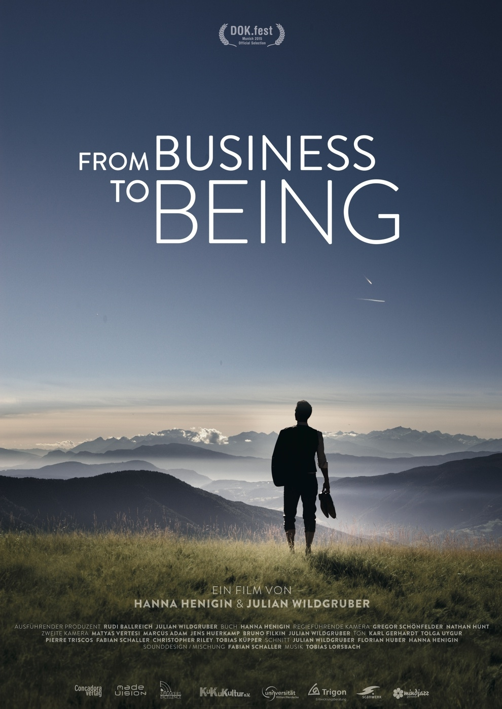 From Business to Being (Poster)