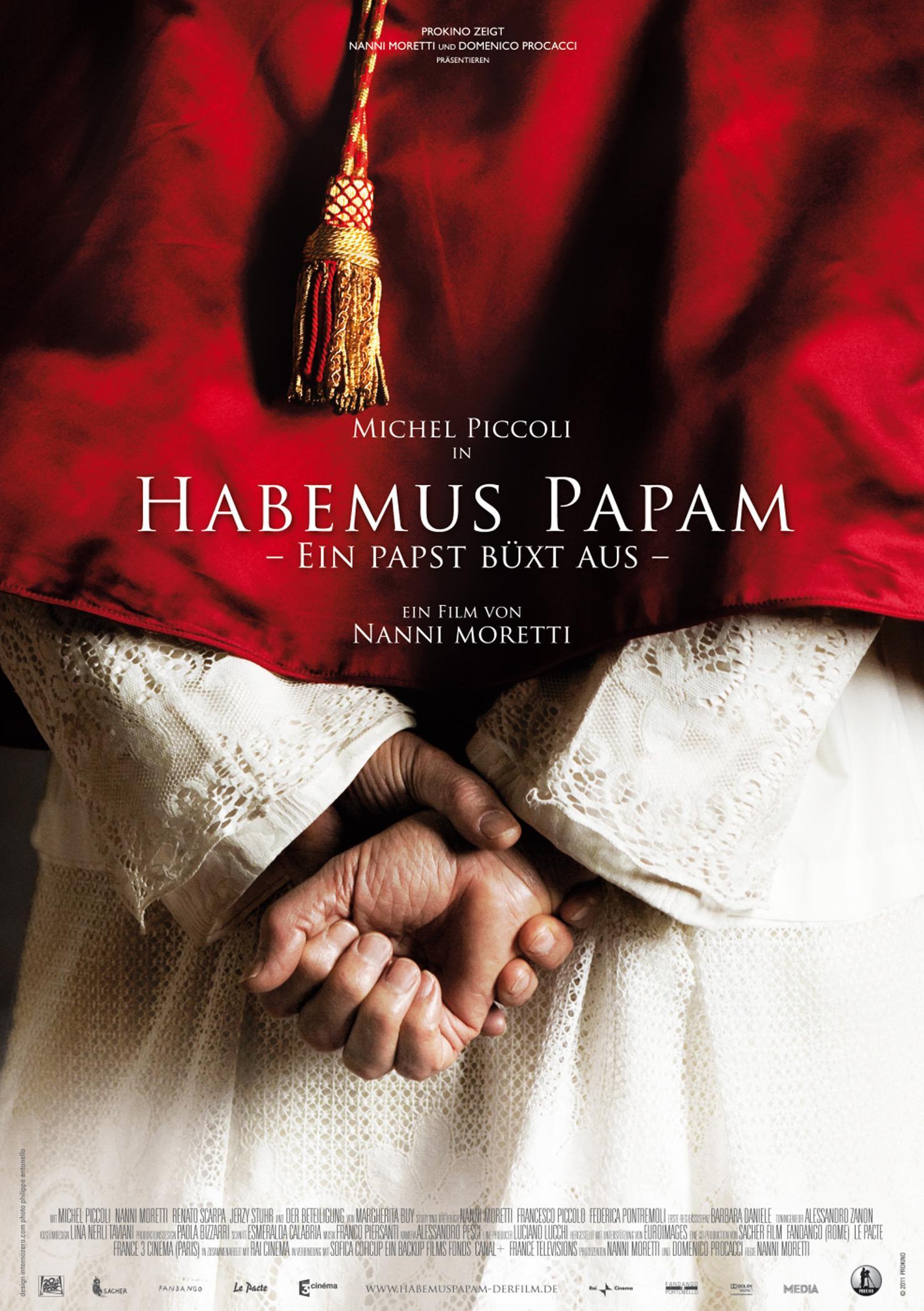 Habemus Papam - Ein Papst büxt aus (Poster)