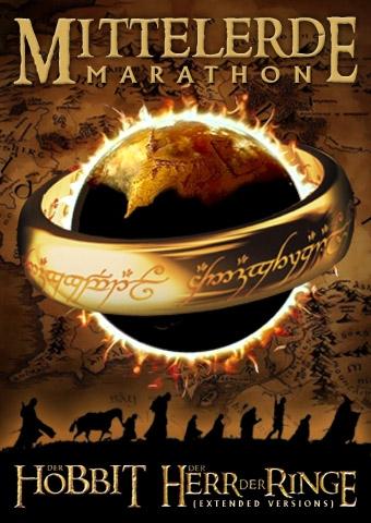 Mittelerde Marathon (Poster)