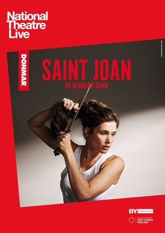 National Theatre London: Saint Joan (Live) (Poster)