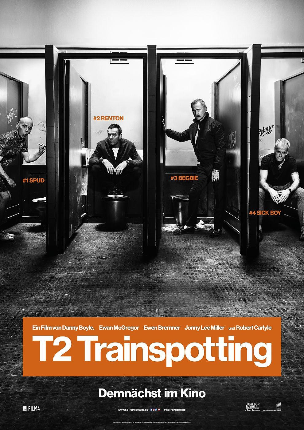 T2: Trainspotting (Poster)
