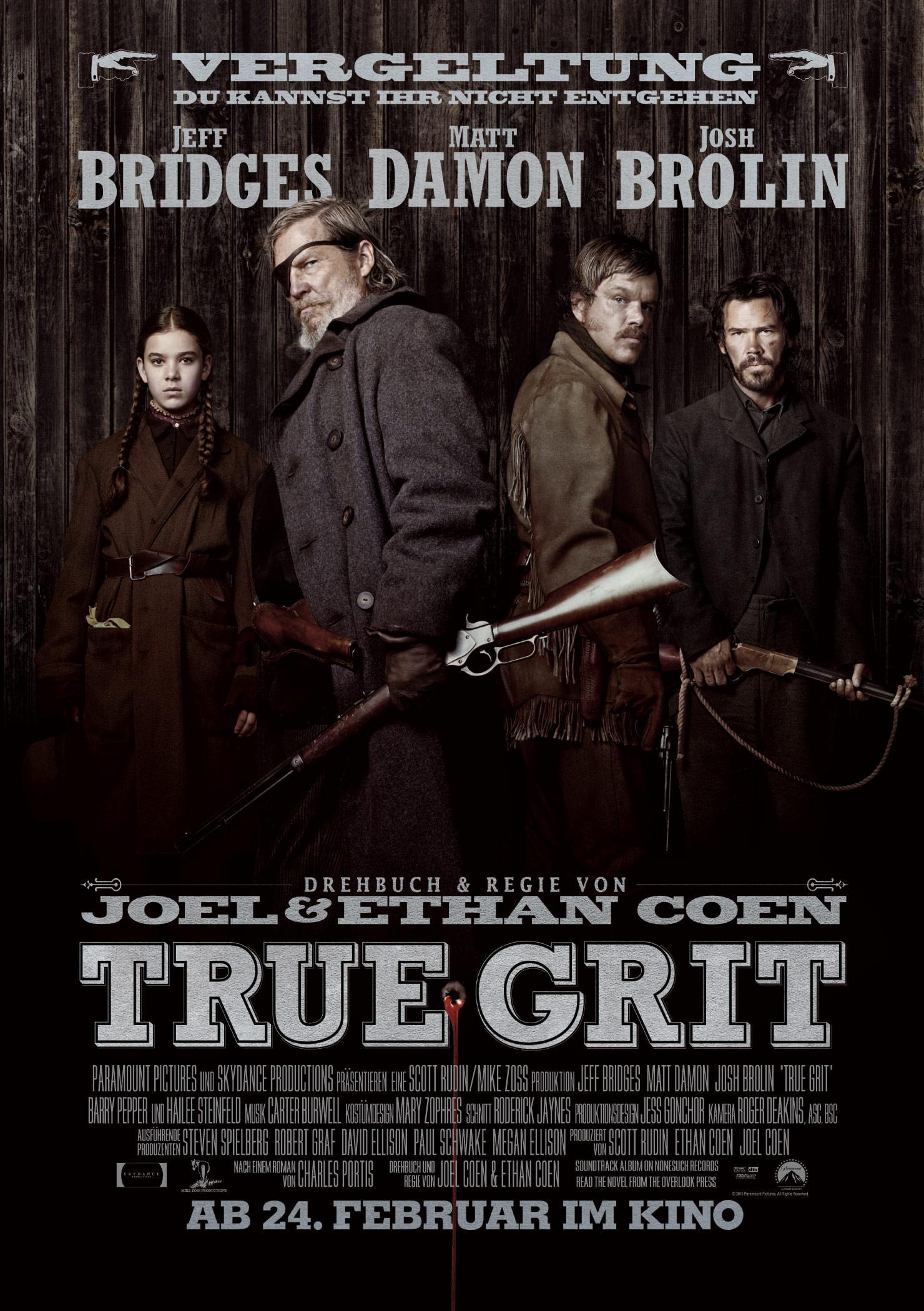 True Grit (Poster)