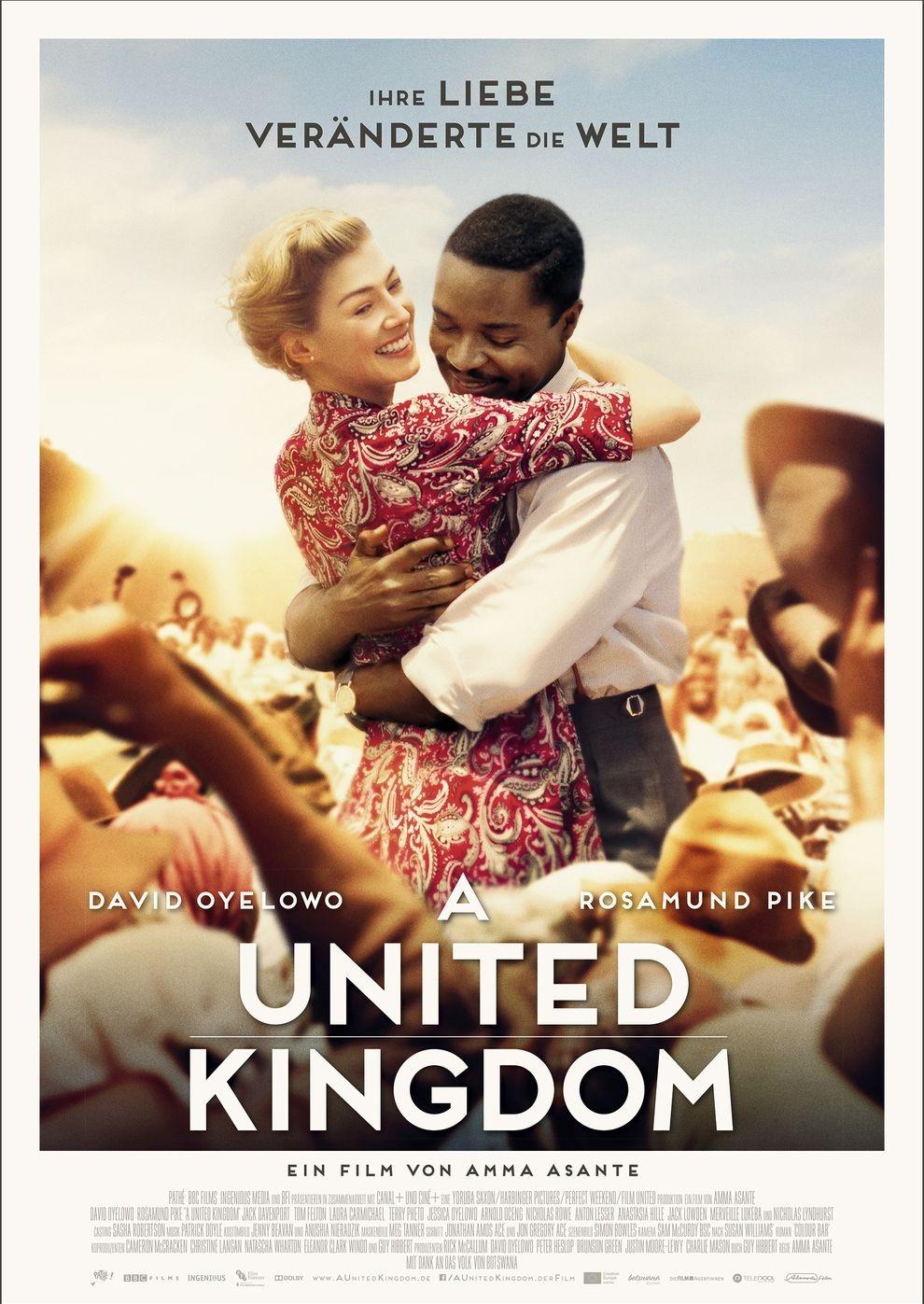 A United Kingdom (Poster)