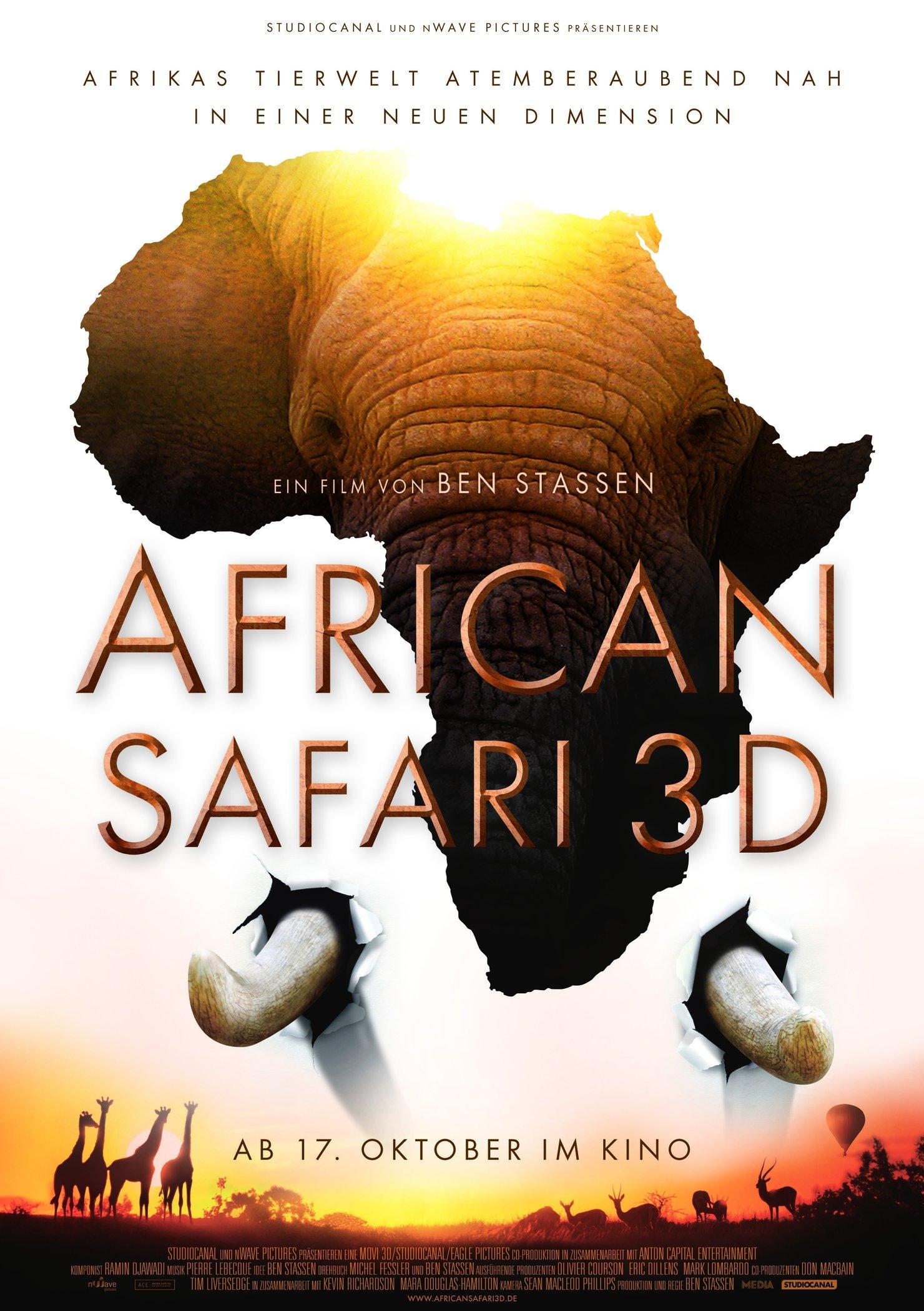 African Safari (Poster)