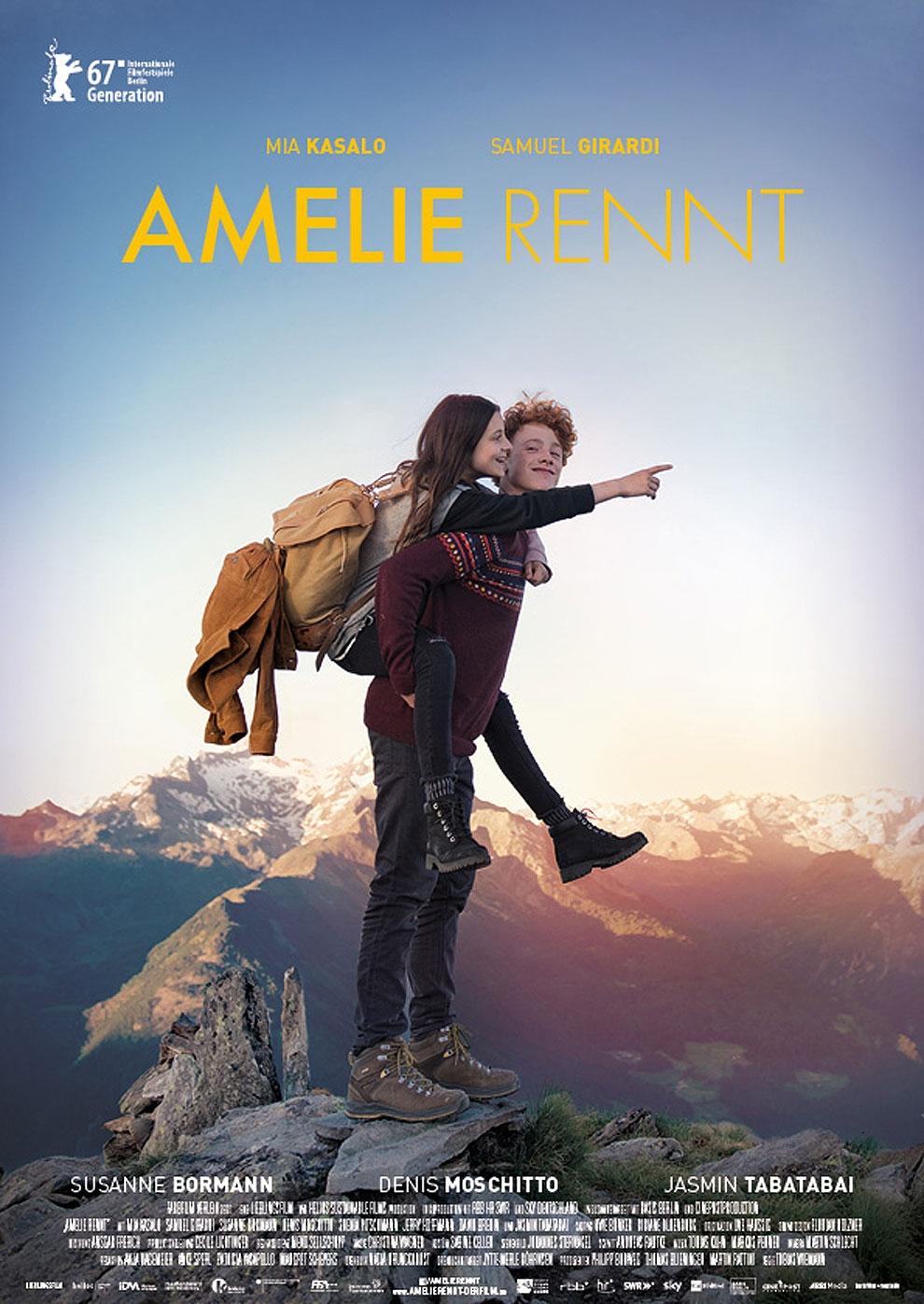 Amelie rennt (Poster)