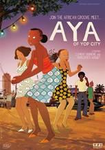 Aya de Yopougon (Poster)