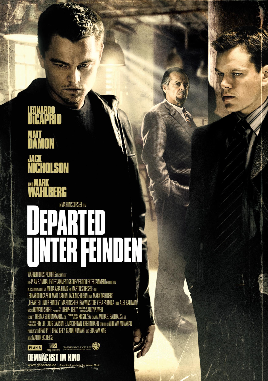 Departed: Unter Feinden (Poster)