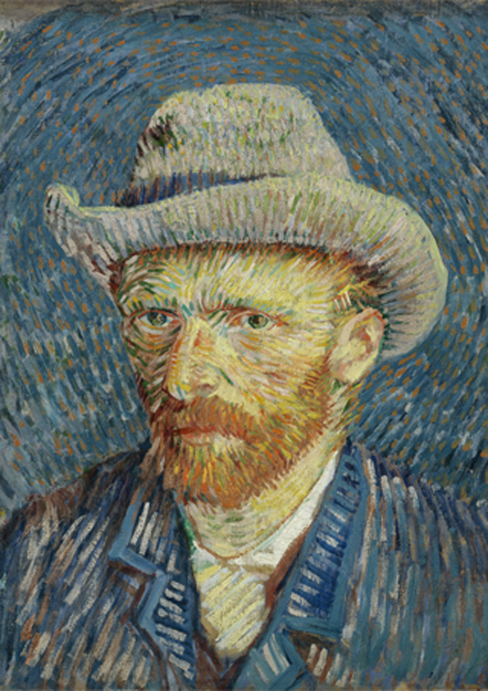 Exhibition on Screen: Vincent van Gogh (Poster)