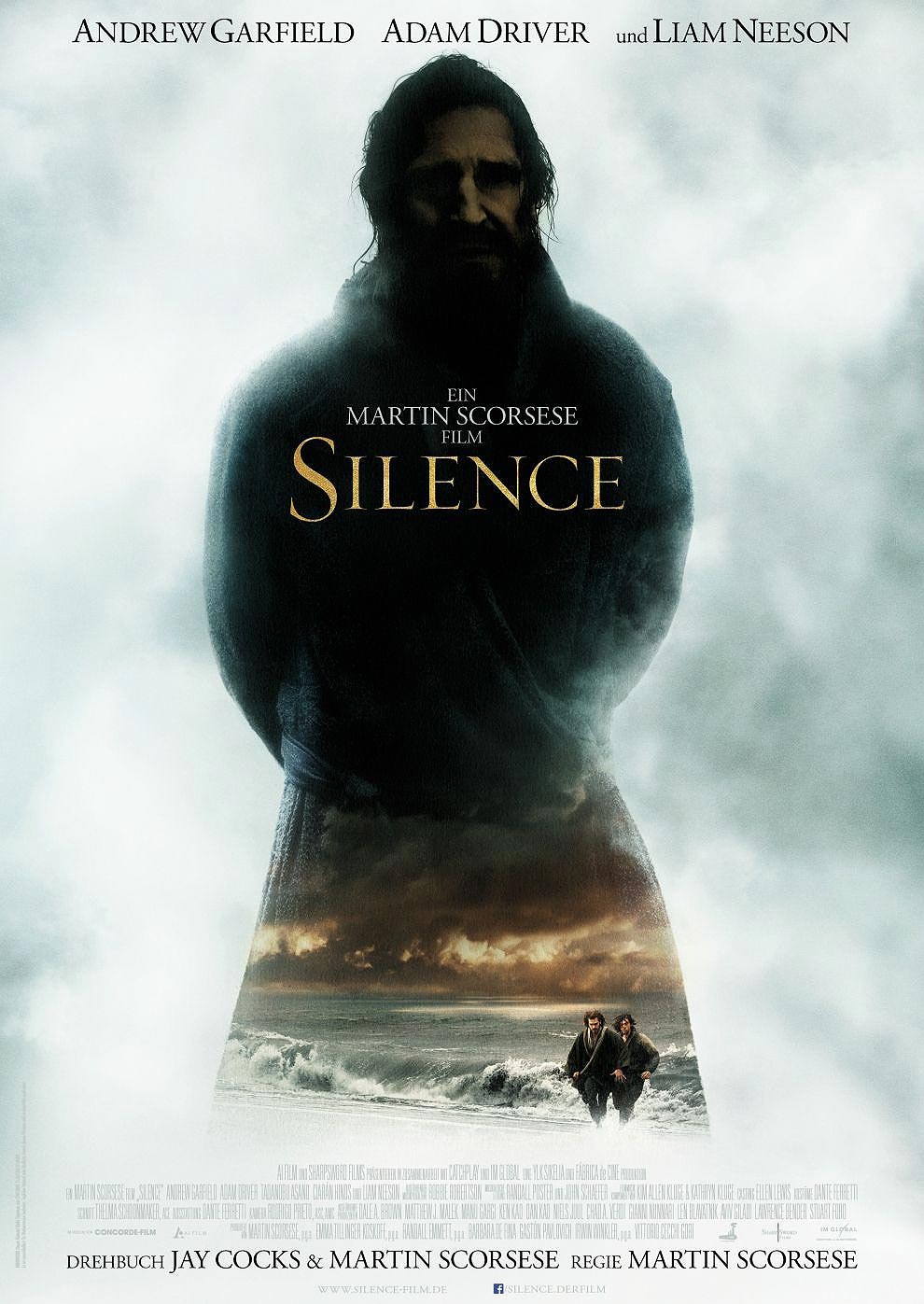 Silence (Poster)