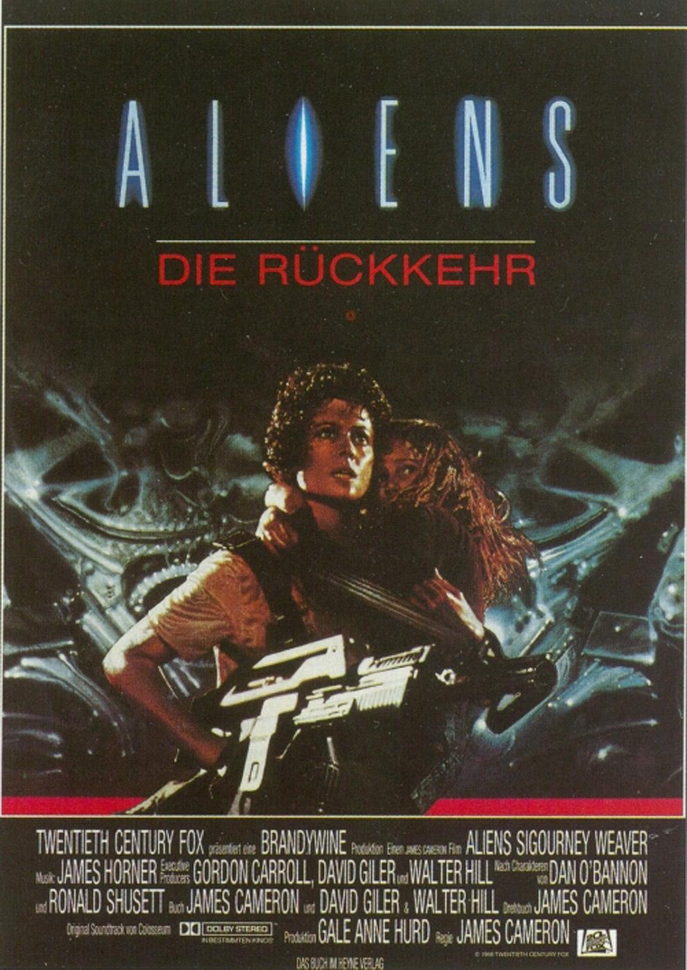 Aliens - Die Rückkehr (Poster)