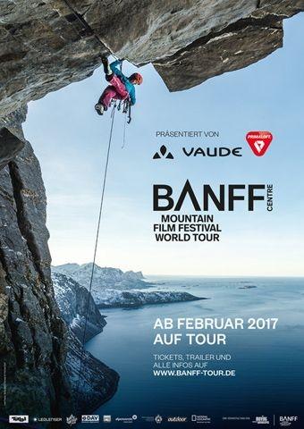 Banff Mountain Film Festival 2017 (Poster)