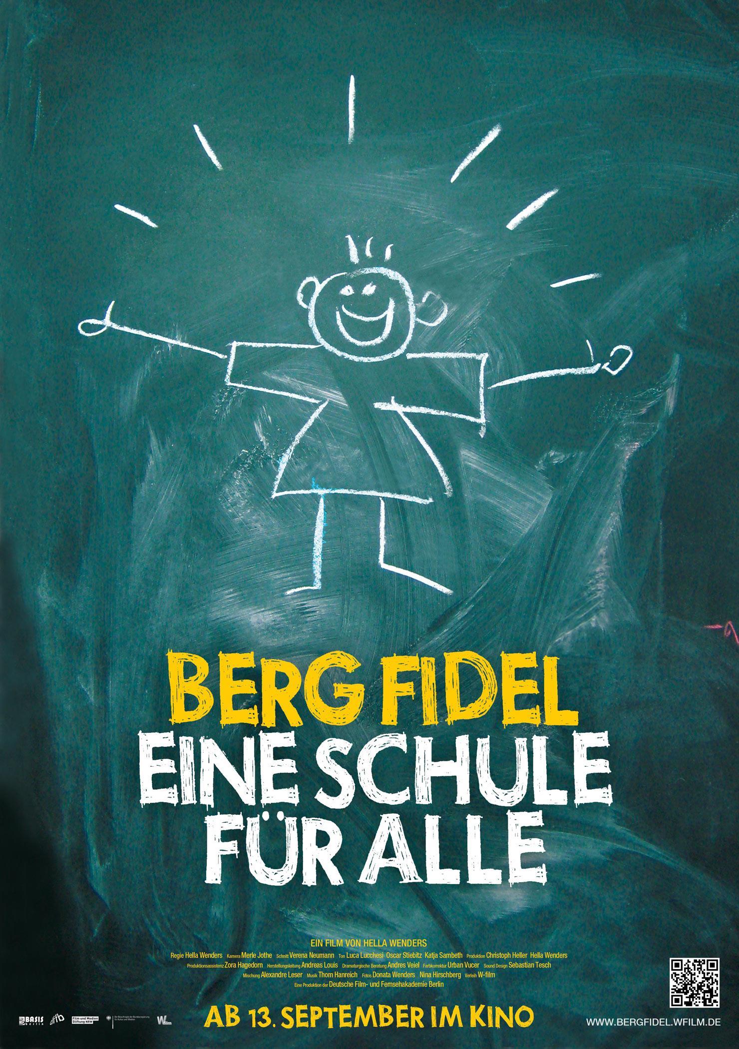 Berg Fidel - Eine Schule für alle (Poster)