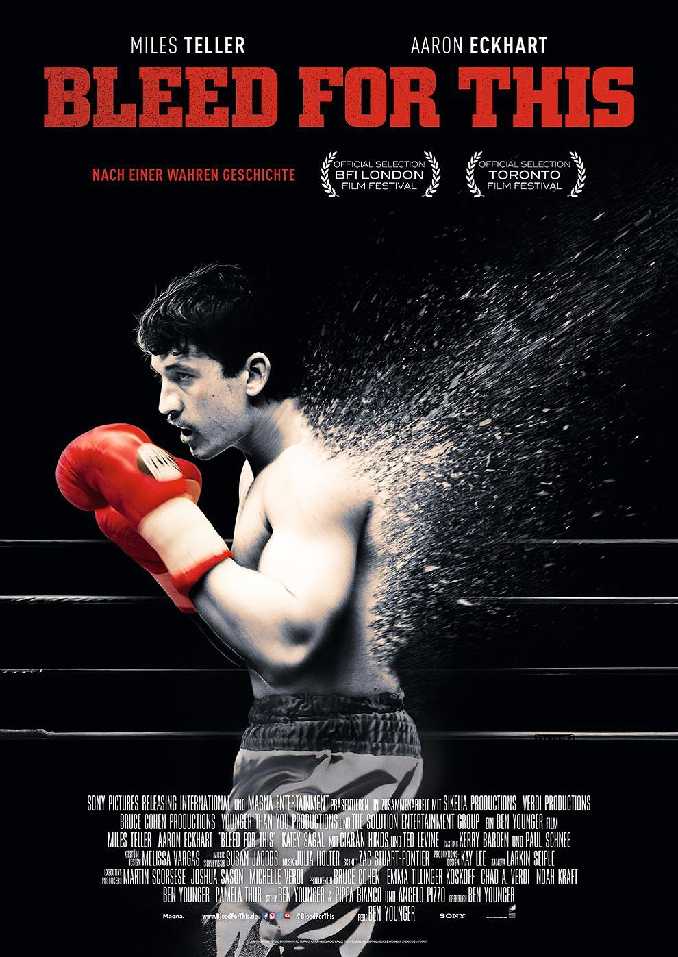 Bleed for this (Poster)