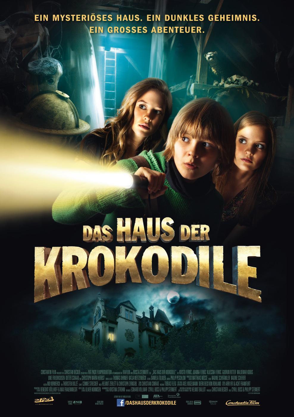 Das Haus der Krokodile (Poster)