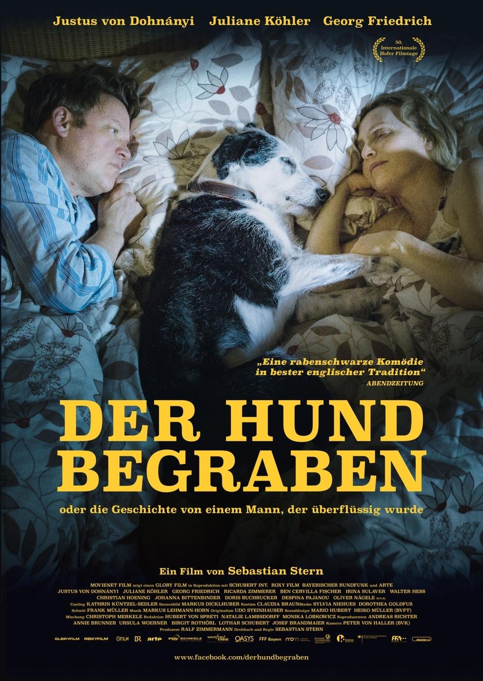 Der Hund begraben (Poster)