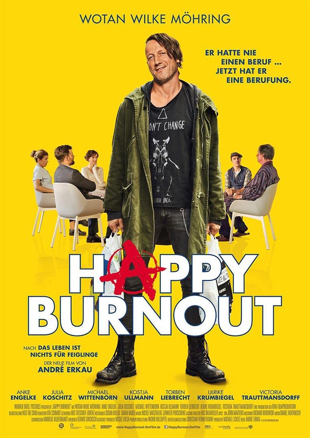 Happy Burnout (Poster)